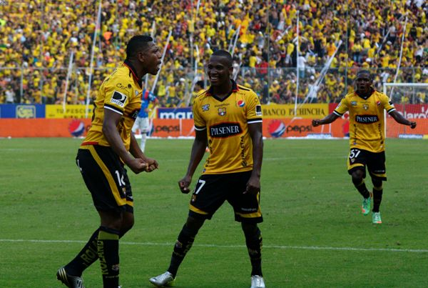 Barcelona SC ganó de Local 1 - 0 a SD Quito