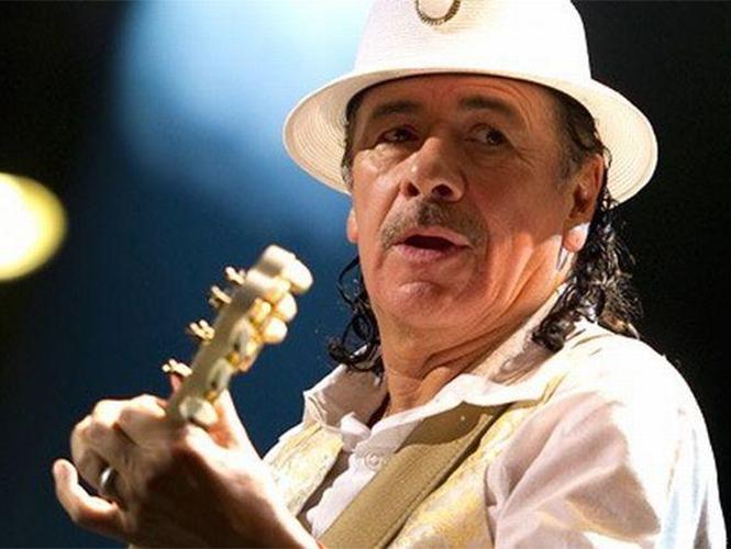 'Corazón' nuevo disco de Carlos Santana llegará en mayo