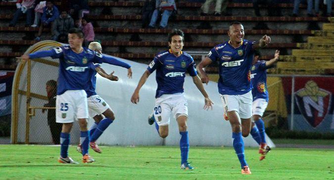 D Cuenca gana de visita 3 - 1 a El Nacional