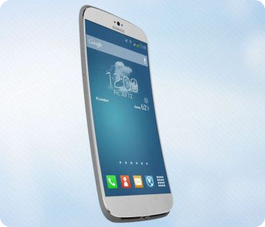 El Galaxy S6 y el Galaxy Note 5 tendrán pantallas flexibles