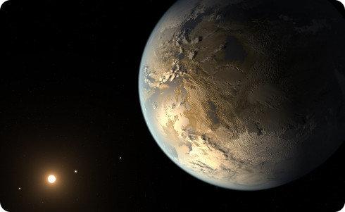 Kepler 186f: ¿el destino de la humanidad?
