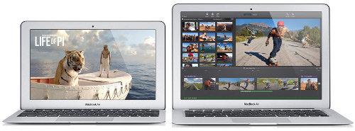 La MacBook Air es actualizada con un nuevo procesador
