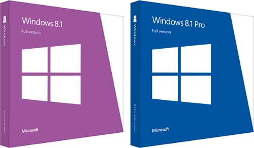 La segunda actualización de Windows 8.1 llegará en agosto