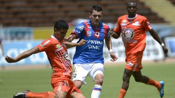 SD Quito derrotó 1 - 0 al Mushuc Runa en el Atahualpa