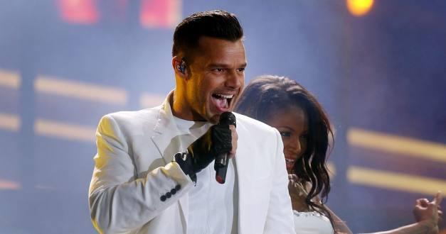 Sensualidad y mucha alegría en el video de Ricky Martin para el Mundial