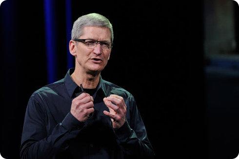 Tim Cook habla sobre los próximos productos de Apple