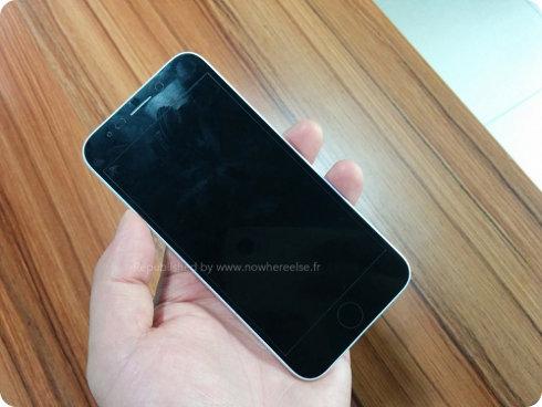 Así podría verse el iPhone 6