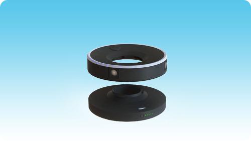 Centr: una cámara HD panorámica que cabe en la palma de la mano
