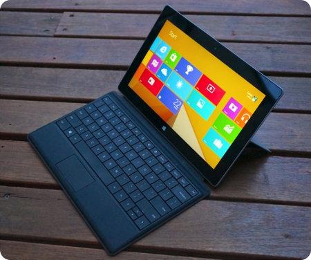 Microsoft podría presentar a la Surface 3 el 20 de mayo