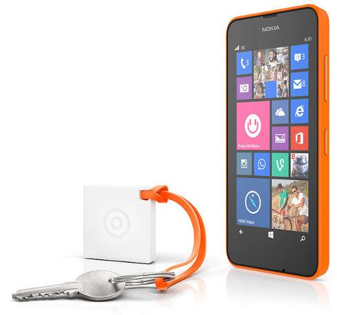 Nokia anuncia los Treasure Tag Mini