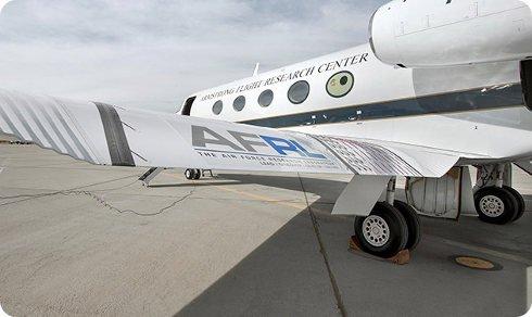 La NASA está probando un nuevo tipo de ala de avión