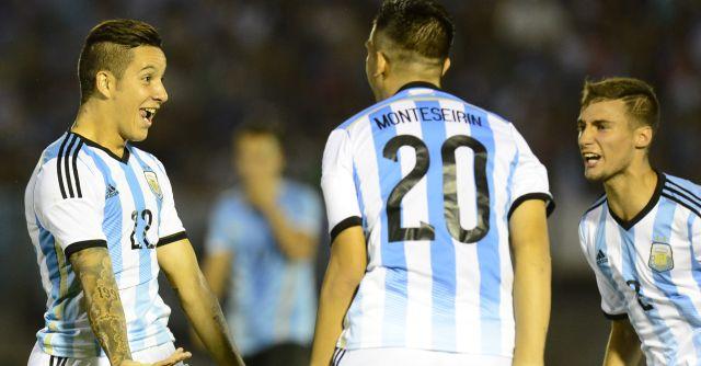 Argentina logr su quinto t tulo del sudamericano sub 20 for Farandula argentina 2015