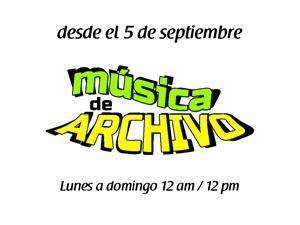 1  Música de Archivo
