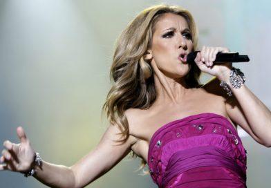 """Céline Dion tiene un """"escudero fiel"""" 17 años menor"""