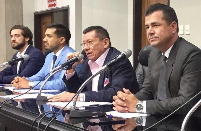 FEF presentará en un mes el proyecto de ley contra la violencia en los estadios