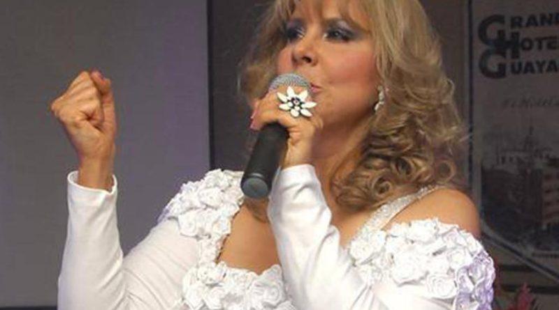 La cantante Silvana Ibarra alista estreno de su nueva producción