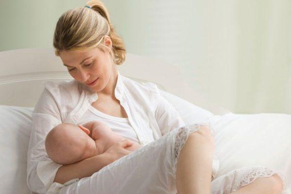 Los beneficios colaterales de la lactancia