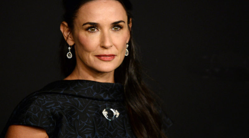 Demi Moore logra acuer...