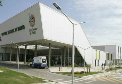 Presidente Moreno inaugura hospital de Manta
