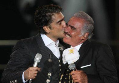 ¡Feliz cumpleaños Alejandro Fernández! Ve el emotivo mensaje que le mandó Vicente