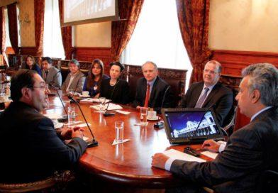 Críticas a Lenín Moreno por manejo de economía en Ecuador