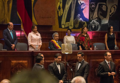 Lenín Moreno sobre el tema económico de Ecuador