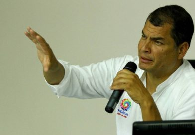 Expresidente Correa llamado a declarar en Bélgica por plagio a exdiputado