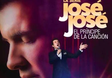 Netflix anunció fecha para el estreno de la serie de José José