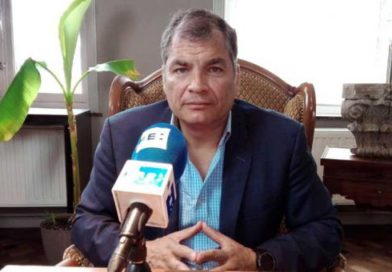 Expresidente Rafael Correa podría buscar asilo en Bélgica