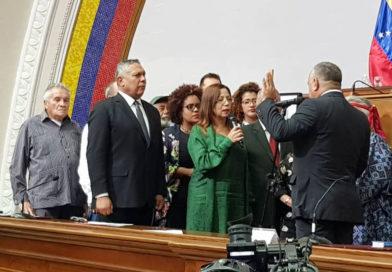 Diosdado Cabello elegido presidente de la (ANC) en Venezuela