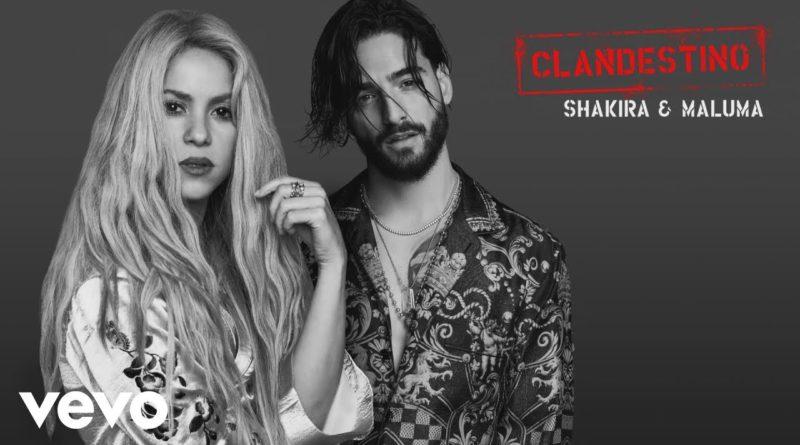 'Clandestino' supera a 'Despacito' como la canción más vendida