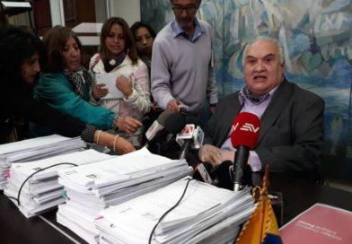 Abogado de Rafael Correa espera que se declare sobreseimiento en caso Fernando Balda