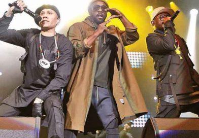 The Black Eyed Peas, masters de la noche