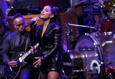 El emotivo homenaje de Ariana Grande a Aretha Franklin en el programa de Jimmy Fallon