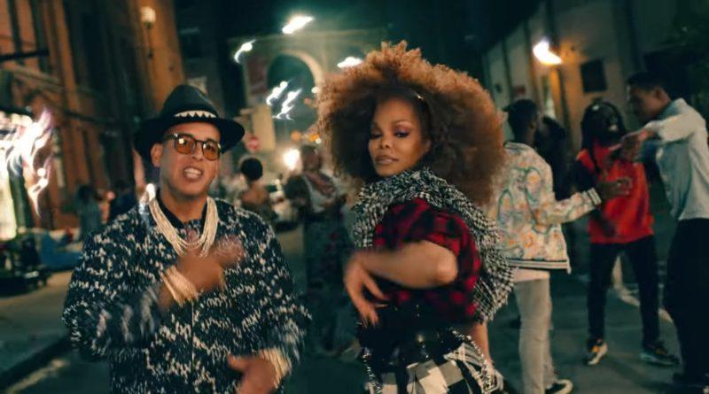 Aquí está el vídeo musical de Janet Jackson y Daddy Yankee