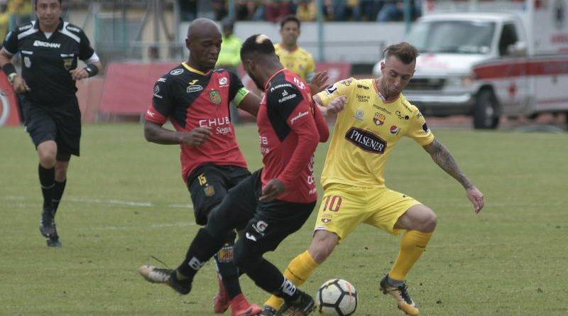Barcelona SC iguala 1-1 ante Deportivo Cuenca en el Alejandro Serrano Aguilar