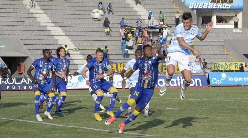 Guayaquil City pierde nuevamente… esta vez ante Delfín