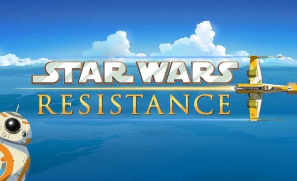 Primer tráiler de 'Star Wars: Resistance',