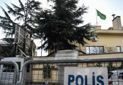 La policía turca inspecciona la residencia del cónsul de Arabia Saudita