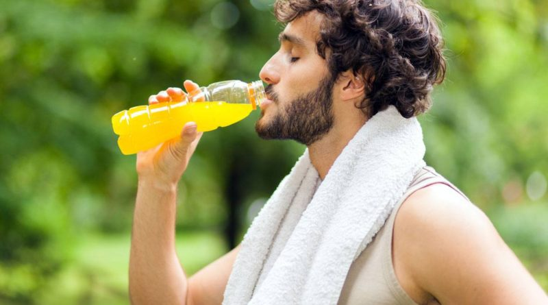Así se hidrata un deportista fitness