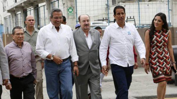 La alianza de Jairala con PAIS y Larrea está por salir del horno