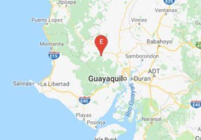 Sismo de 5,6 grados se registró en Guayas