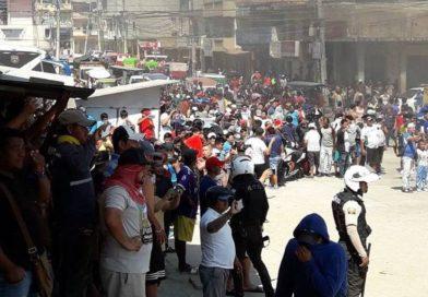 Tras un rumor, populacho lincha a tres personas en Posorja
