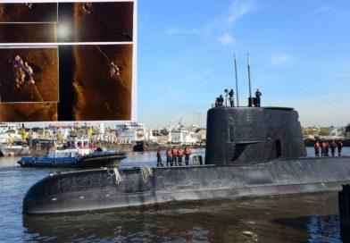 Hallaron el submarino argentino ARA San Juan