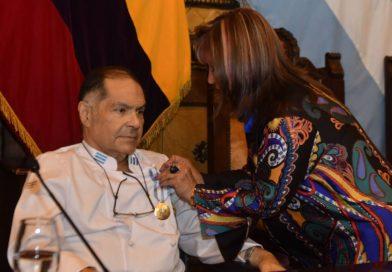 Falleció a los 62 años el chef ecuatoriano Gino Molinari