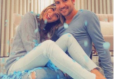 David Bisbal y Rosanna Zanetti develan el sexo de su bebé