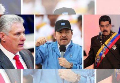 """Venezuela, Cuba y Nicaragua países con """"regímenes"""" o """"dictaduras"""""""