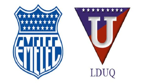 Emelec vs. LDUQ, primer round en el Capwell