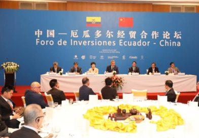 Moreno destaca oportunidades de invertir en Ecuador