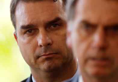 Flavio Bolsonaro es investigado
